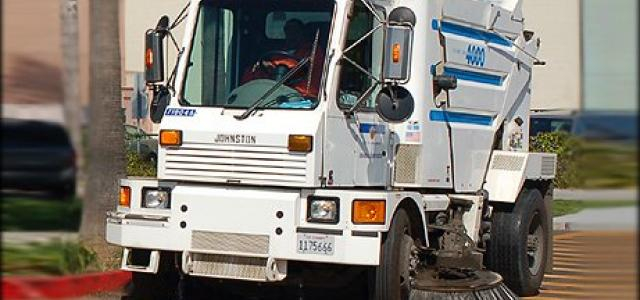 Keep track of street sweeping